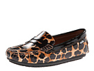 Venettini Kids - Savor (Toddler/Little Kid/Big Kid) (Luggage Cheetah Patent) - Footwear