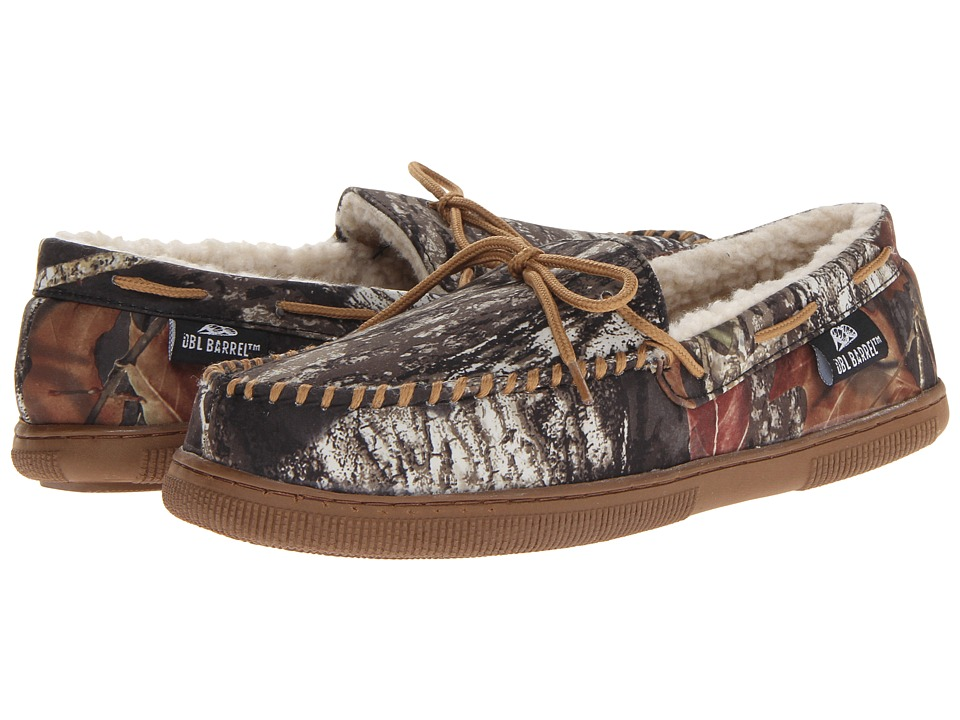 M&F Western - Moccasin Slippers (Mossy Oak Camo) Mens Slippers