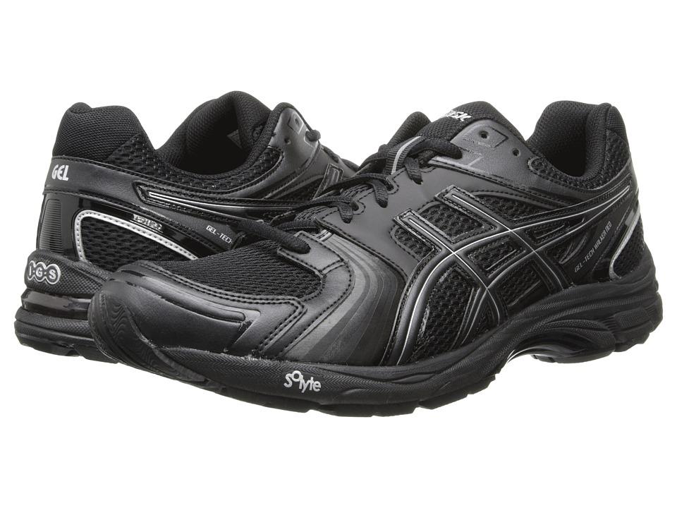 Asics GEL-Tech Walker Neo(r) 4 (Black/Black/Silver) Men's...