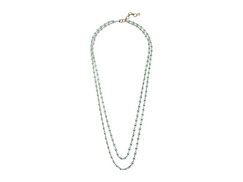 Lucky Brand Blue Strand Necklace
