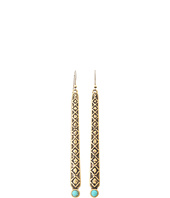 Lucky Brand - Textured Linear Earrings