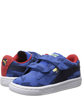 Puma Kids - Suede Camo V (Toddler/Little Kid/Big Kid)