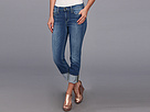 Joe's Jeans Clean Cuff Crop in Odette