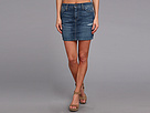 Joe's Jeans Vintage Reserve High Rise Mini Skirt in Sloane