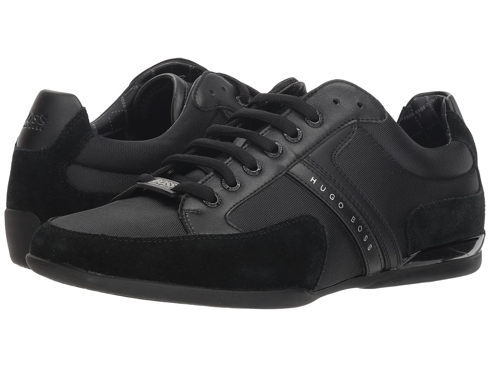 BOSS Hugo Boss - Spacit by BOSS Green (Black) Mens Lace up casual Shoes