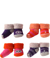 Smartwool - Bootie Batch 4-Pair Pack (Infant)