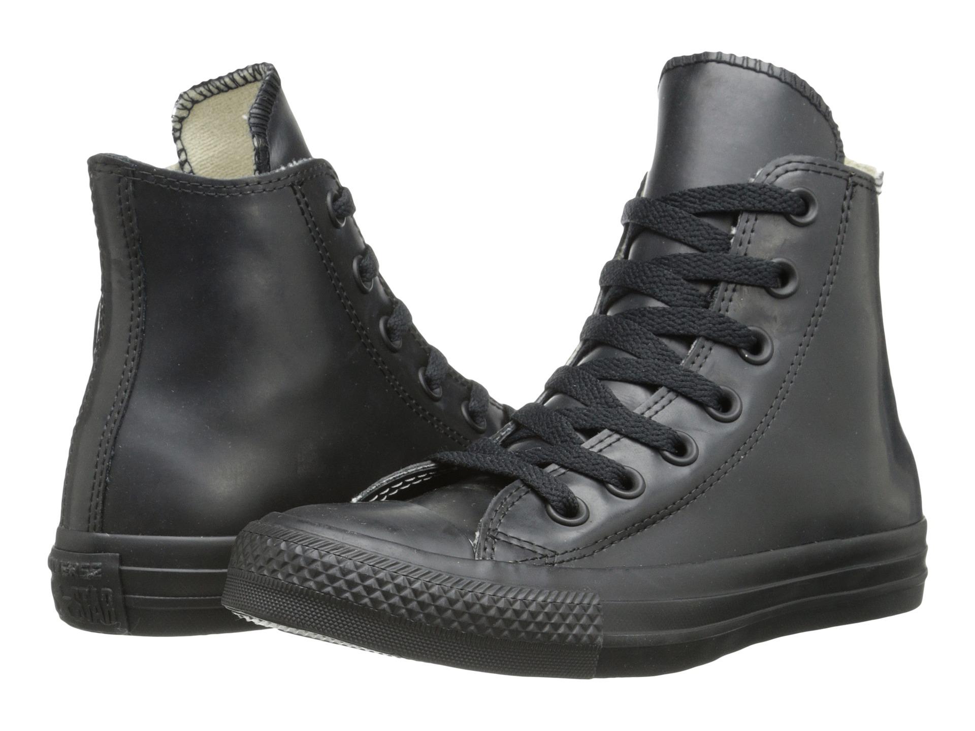 Converse Chuck Taylor® All Star® Rubber Hi - Zappos.com ...