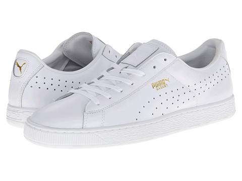 Shoes White/Puma Silver larger image