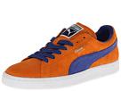 PUMA - Suede Classic (Russet Orange/Limoges) -