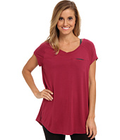 Lole - Aidan Cap Sleeve V-Neck Top