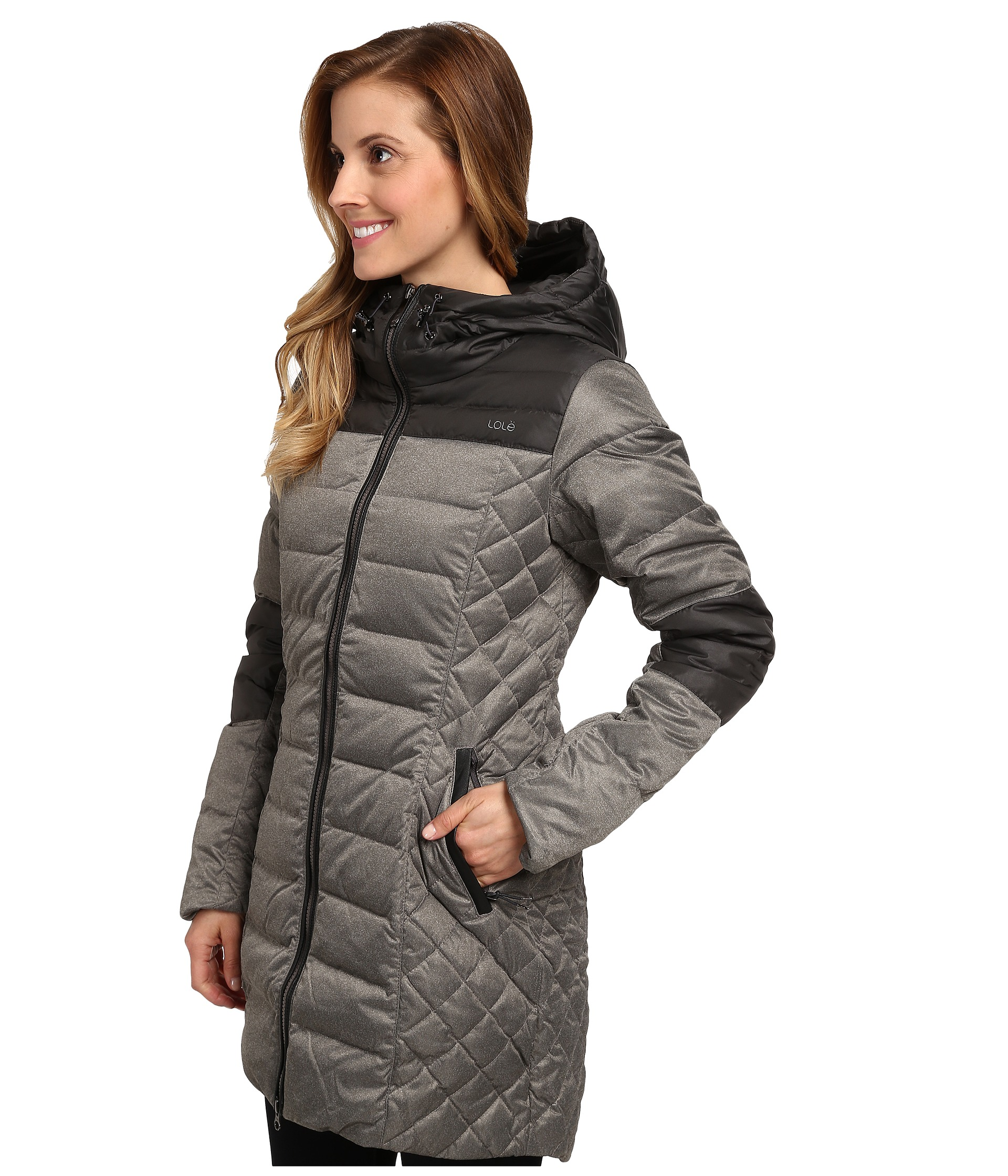 Lole Faith Quilted Jacket