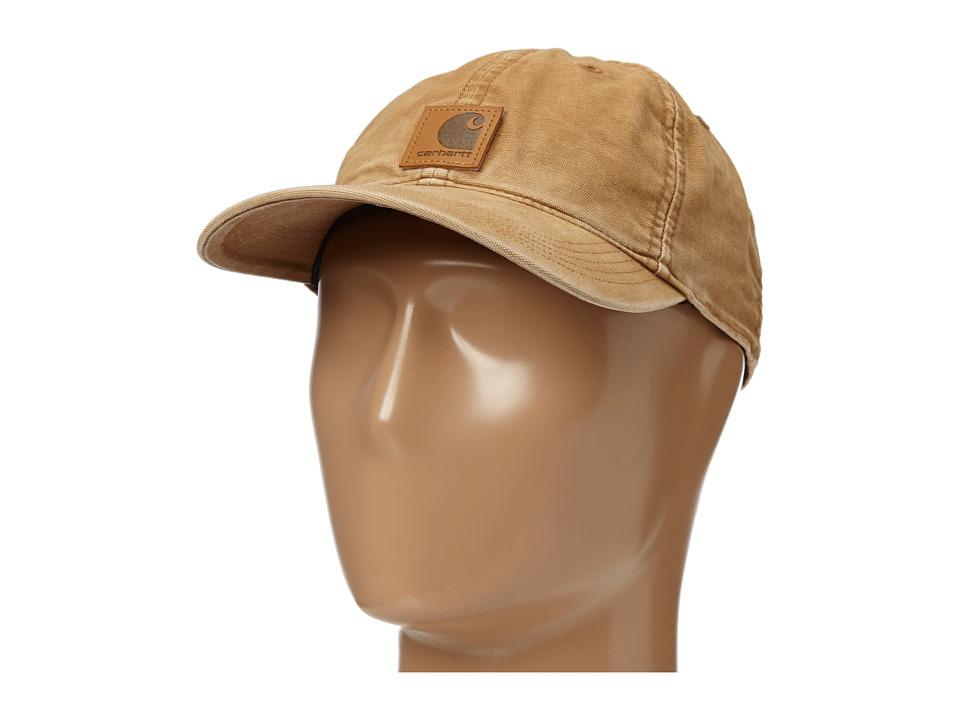 Carhartt - Odessa Cap (Carhartt Brown) Baseball Caps