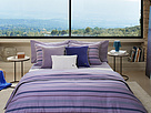 Lacoste - Pakila F/Q Duvet Set (Lavender Aura) - Home at Zappos.com