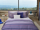 Lacoste - Pakila King Duvet Set (Lavender Aura) - Home at Zappos.com