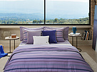 Lacoste - Pakila Twin Comforter Set (Lavender Aura) - Home at Zappos.com