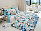 Lacoste - Malmi King Duvet Set (Stratosphere) - Home at Zappos.com