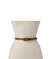 Lodis Accessories - Audrey Covered Buckle Pant w/ Contrast Edge Paint Belt