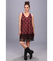 Roper - Plus Size 9063 Cotton Slub Jersey Dress