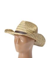 San Diego Hat Company - RSM544 Rush Straw Wide Brim Fedora