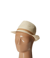 San Diego Hat Company - PBF6148 Lurex Mixed Braid Fedora