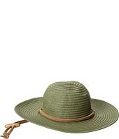 San Diego Hat Company - PBL3016 Large Brim Chin Cord Paper Braid Floppy