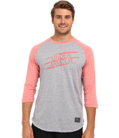 Under Armour - UA Batterup 3/4 Tee