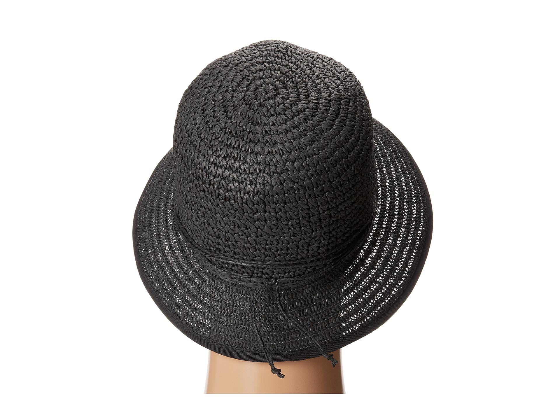 San diego hat company pbs1022 crochet paper bucket