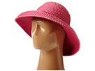 San Diego Hat Company San Diego Hat Company RBM4784 Ribbon Kettle Brim Hat