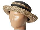 San Diego Hat Company UBS1506 Ultra Braid Striped Brim Hat