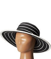 San Diego Hat Company - UBM4438 Striped Belted Floppy