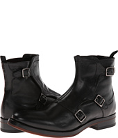 Alexander McQueen - Gable 3 Buckle Boot w/ Red Sole