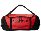 Marmot Long Hauler Duffel Bag Large (Team Red/Black)