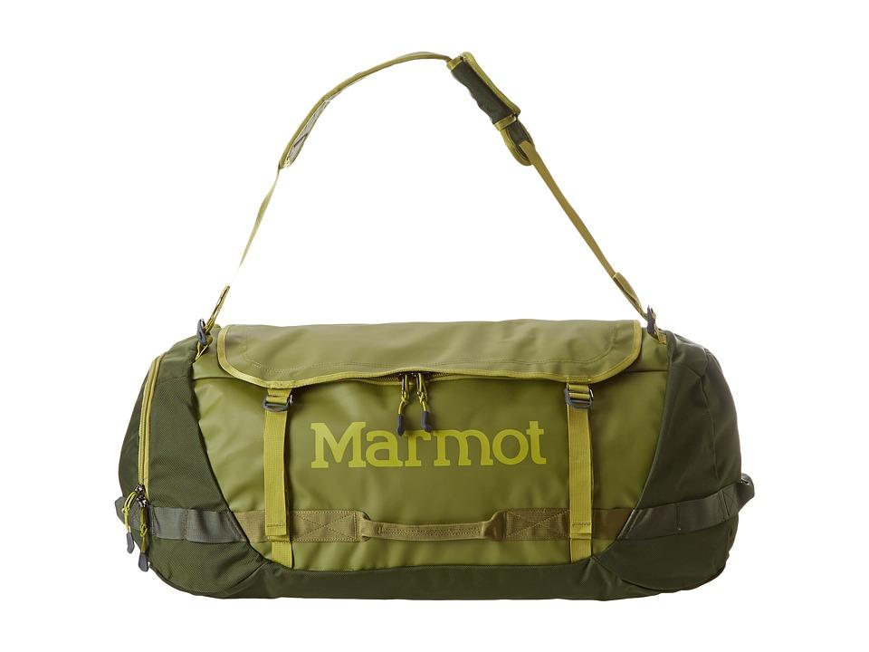 Marmot - Long Hauler Duffel Bag - Large (Moss/Green Gulch) Duffel Bags