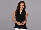 Elie Tahari - Hayden Blouse (Black) - Apparel