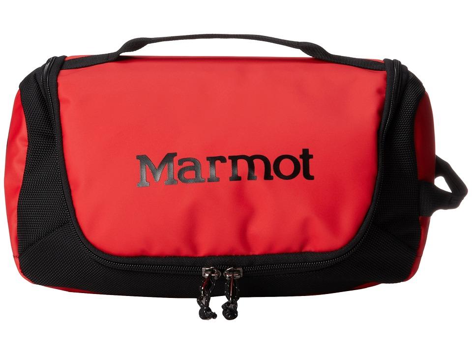 Marmot Compact Hauler Team Red/Black Duffel Bags