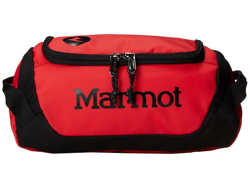 Marmot Mini Hauler (Team Red/Black) Duffel Bags