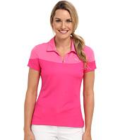 PUMA Golf - Color Blocked V-Neck Top