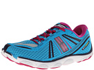 Brooks - PureConnect 3 (Atmic Blue/Festival Fuchisia/Peact Navy) - Footwear