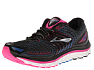 Brooks - Glycerin 12 (Anthracite/Black/Pink Glo/Electric Blue Lem) - Footwear