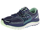 Brooks - Glycerin 12 (Blue Print/Patna Green/Silver/Ocn Depth) - Footwear