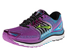 Brooks - Glycerin 12 (Purple Cactus Flower/Capri Breeze/Black) - Footwear