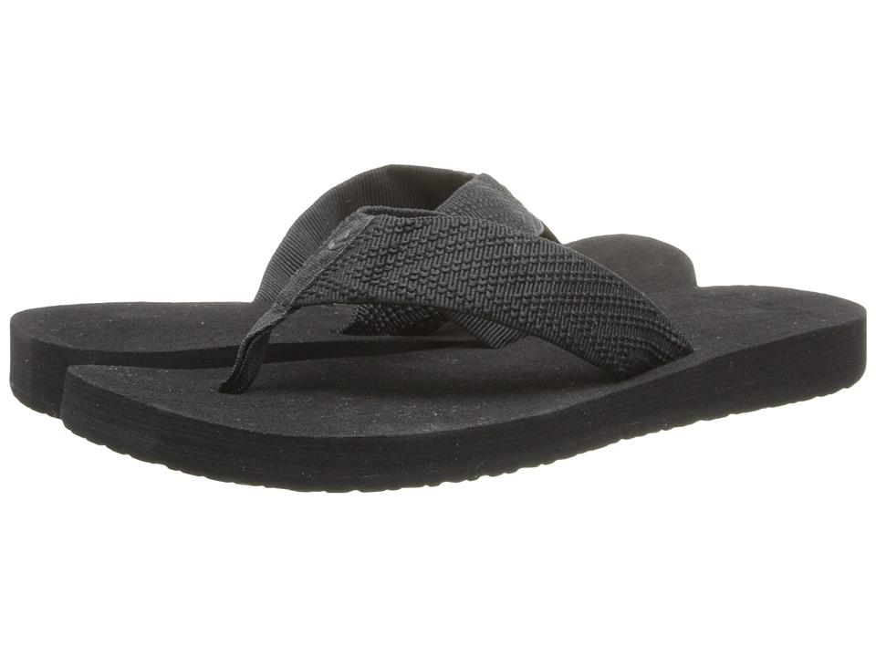 Reef Sandy Love Black/Black Womens Sandals