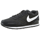 Nike - Air Waffle Leather Trainer (Black/Anthracite/White)