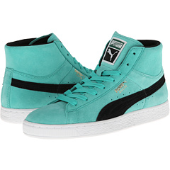 Suede Classic Mid Basic SP (Pool Green)