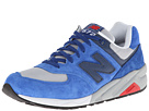 New Balance Classics MRT572 Blue, Grey Shoes
