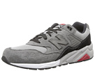 New Balance Classics MRT580 Grey, Black Shoes