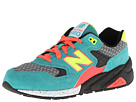 New Balance Classics WRT580 Teal Shoes