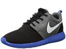 Nike Roshe Run (Black/Hyper Cobalt/White/Dark Grey)