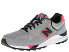 New Balance Classics M850 Grey, Pink Shoes