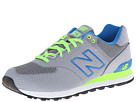 New Balance Classics ML574 Elite Edition Collection Light Grey Shoes